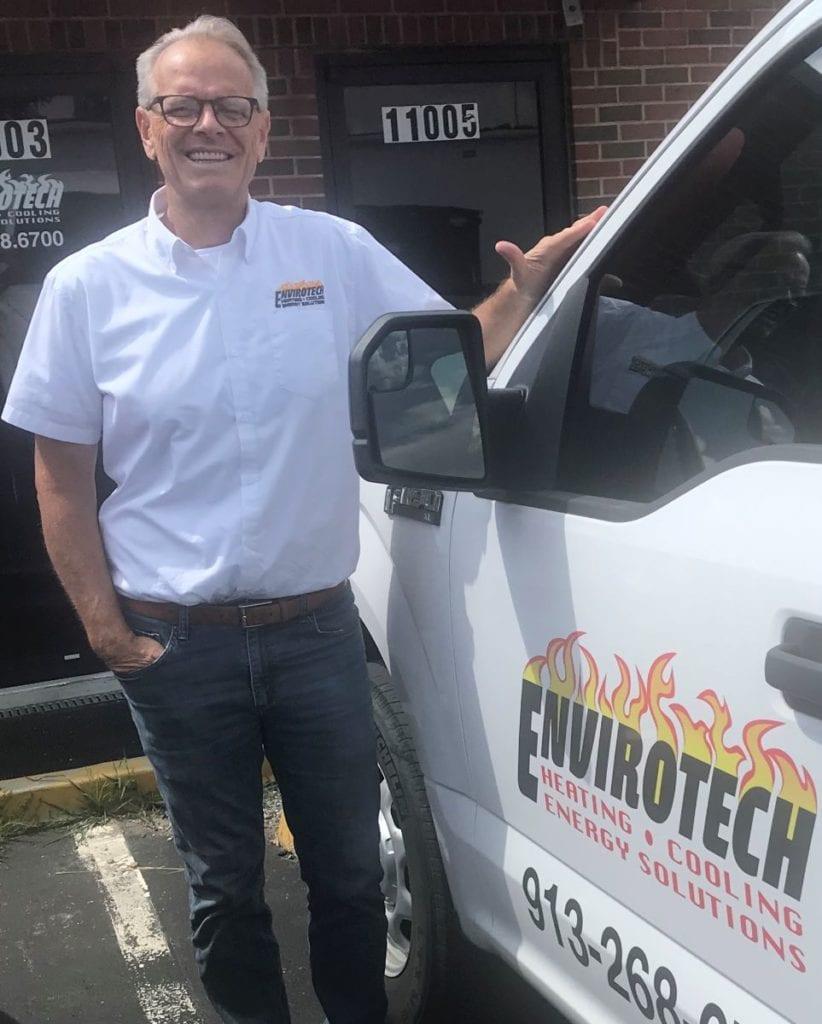 Meet HVAC Technician Brett McCabe